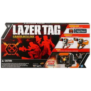 Nerf Lazertag 2 player Live Action Game