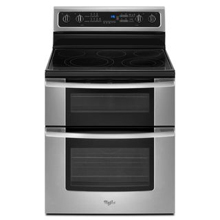 Whirlpool GGE39OLXS Self cleaning Freestanding Electric Range