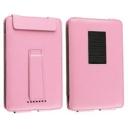 Pink Case/ Screen Proecor/ Sylus for Barnes & Noble Nook Color