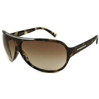 Giorgio Armani Mens GA438/S Aviator Sunglasses