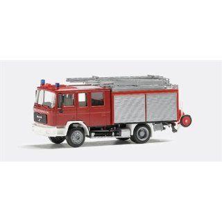 Herpa 045483   MAN F 2000 EVO LF 16 Feuerwehr: Spielzeug