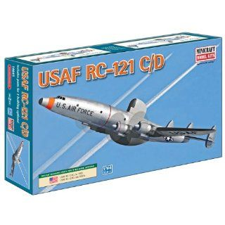 Minicraft RC 121C/D USAF 1/144 Scale with 2 Marking