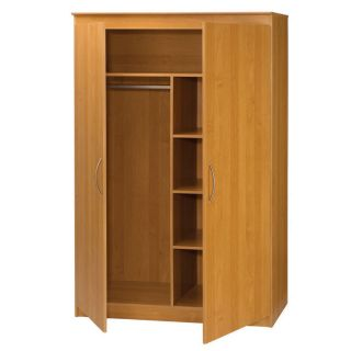 Black & Decker Alder Multipurpose 2 door Wardrobe Storage