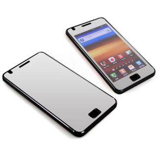 AEVI24 Spiegel Schutzfolie für Samsung Galaxy i9100 S2