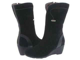 Pajar Lola Black Suede Boots