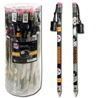 Jumbo Pencil In Canister (144 Pack) [Office Product]