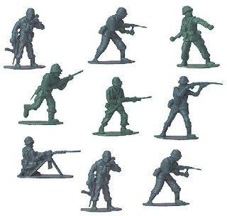 Classic Toy Solders (144 PCS) Toys & Games