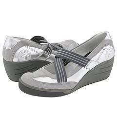 Steve Maddens Fix Shape up Silver Leather