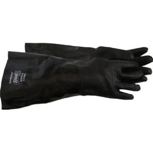 Boss Gloves 1SN2539 12 Pair Large Black Neoprene Gloves