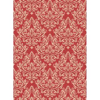 Poolside Red/ Cream Indoor Outdoor Rug (9 x 12)