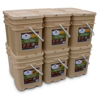 Wise Company 1,440 Serving Package Long Term Emergency Food