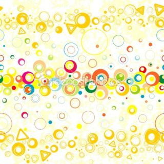 Seamless festive background  Stock Vector © Podrezov Alexander
