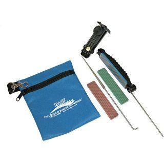 Deluxe Aligner Kit, 3 Diamond Whetstone/1 Serrated Sharpener