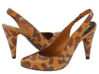 Marc by Marc Jacobs 664901 Leopard Nappa Print