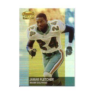 2001 Bowmans Best #141 Jamar Fletcher RC /1499