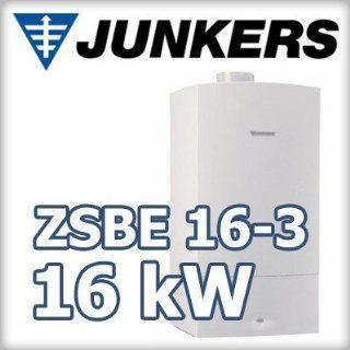 Junkers CerapurComfort Eco ZSBE 16 3 A 23 Gasbrennwerttherme