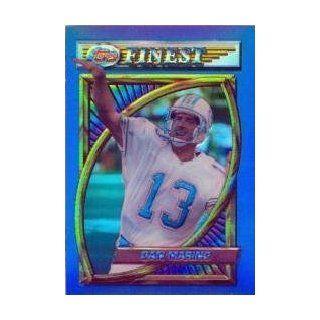 1994 Finest Refractors #142 Dan Marino Collectibles