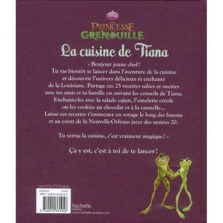 La cuisine de Tiana   Achat / Vente livre Walt Disney pas cher