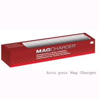 MAGLITE Accu Rechargeable Nimh Mag Charger   Achat / Vente ECLAIRAGE