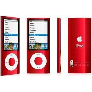 Apple iPod nano with Camera 16GB   Rot   Special