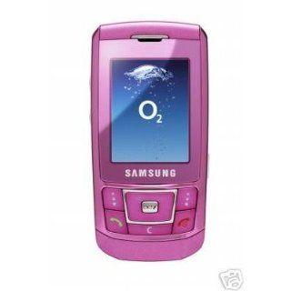 Samsung SGH D900i   Pink Elektronik