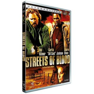 Streets of blood en DVD FILM pas cher