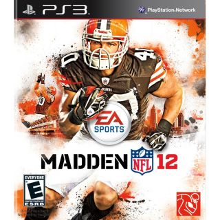 PS3   Madden NFL Football 12 (Pre Played)
