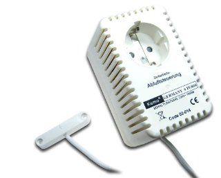 KEMO FG016 Abluftsteuerung Fensterkontakt Schalter für: