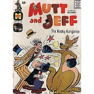 Mutt and Jeff (1960 series) #146 Harvey Comics Books