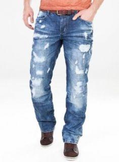 Red Bridge Herren Jeans Hose Destroyed Look RB 304 NEU: