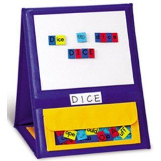 4 Pack LEARNING RESOURCES MAGNETIC TABLETOP POCKET CHART