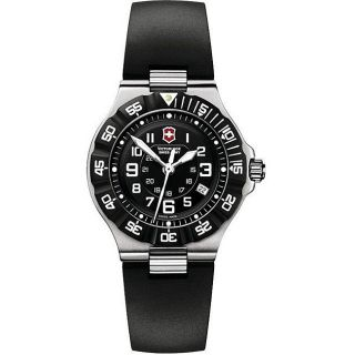 Swiss Army Womens Summit XLT Black Dial Watch