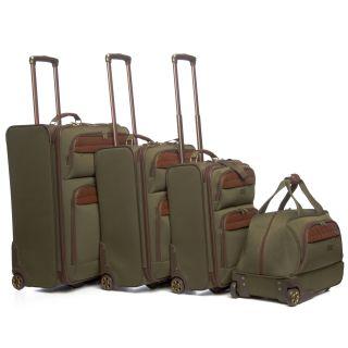 Tommy Bahama Retreat II Paradise Island 4 piece Luggage Set MSRP $