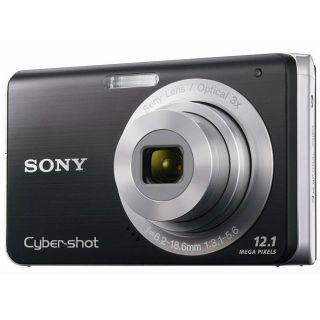 Sony Cybershot DSC W180 10.1MP Digital Camera (Refurbished