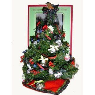 Alpine Christmas Tree for Muffy Vanderbear: Everything