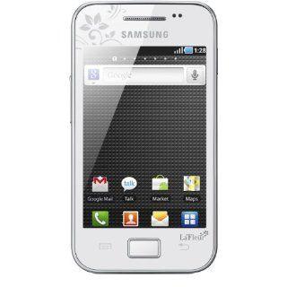 Samsung Galaxy Ace S5830 Smartphone (8,9 cm (3,5 Zoll