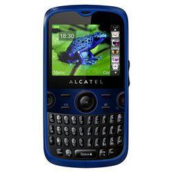 Avis ALCATEL OT 800 Bleu Océan –