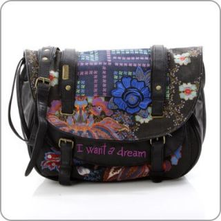 Desigual Tasche   DS11Y562   One Love One Dream Schuhe