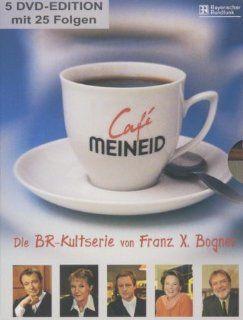 Café Meineid (5 DVDs) Erich Hallhuber, Norbert Mahler