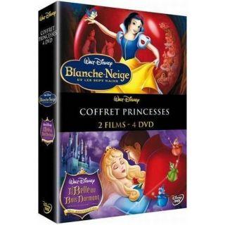DVD DESSIN ANIME DVD Blanche Neige et les sept nains ; La Belle