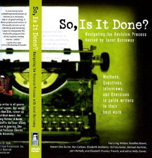 So, Is It Done? Navigating the Revision Process Hosted by