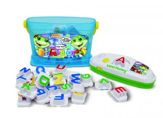 Builds Core Learning Skills Letters & Letter Sounds, Early Vocabulary