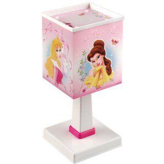 Dalber 75871 Tischlampe Disney Princess Kinderzimmer Lampe Leuchte