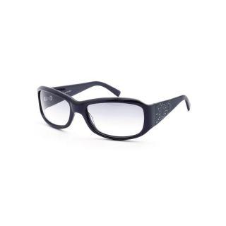 Marc Jacobs Womens Dark Blue Fashion Sunglasses