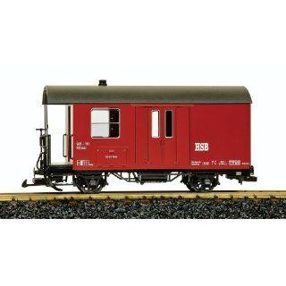 Harzer Schmalspurbahnen G Scale Baggage Car 905   151 oys & Games