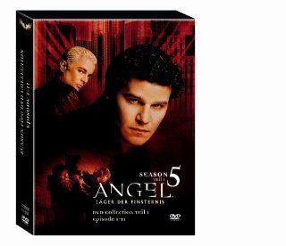 Angel   Jäger der Finsternis Season 5.1 Collection 3 DVDs im