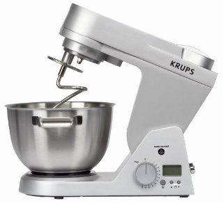 Krups KA 940E Küchenmaschine Prep Expert Serie 9000, Stiftung