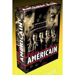 Polar américain  Red Rocken DVD FILM pas cher