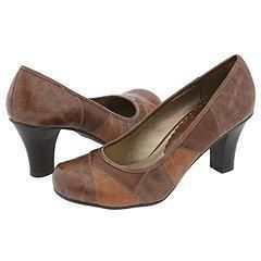Madden Girl Danceer Brown Multi