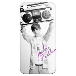 MusicSkins   Justin Bieber Boombox selbstklebende Schutzhülle für